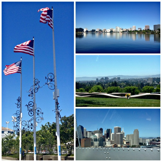 Oakland Views Collage