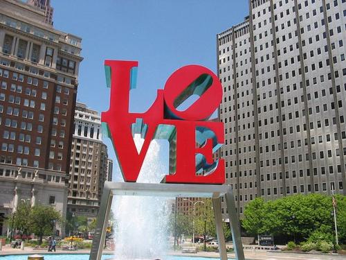 Philadelphia - LOVE 1