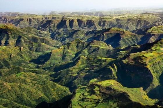 Simien Mountains, Ethiopia.